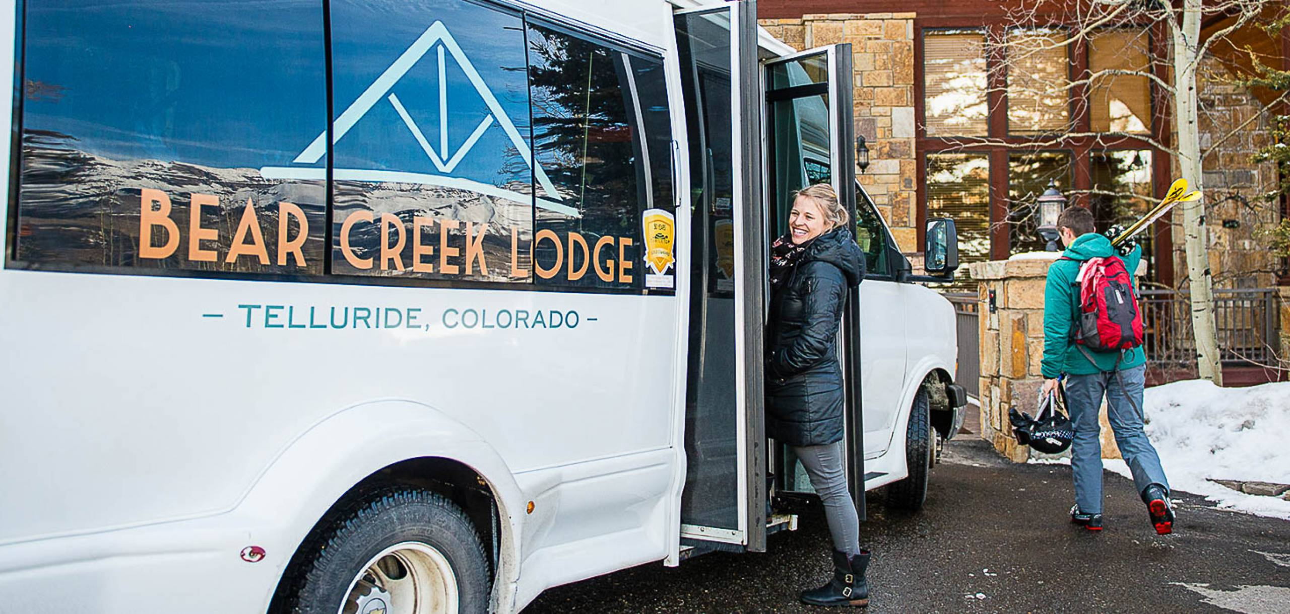 Bear Creek Lodge Telluride Shuttle