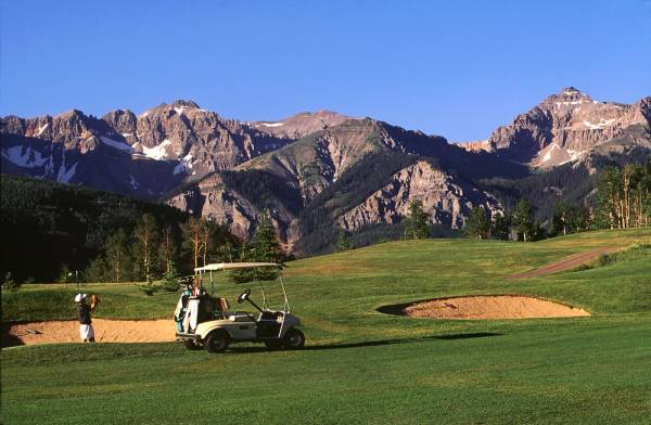Telluride Golf Club Course